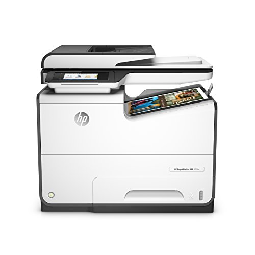 HP PageWide Pro 577dw Color Printer Scanner Copier, double sided printer, wireless printer (Color Printer Small Business compare prices)