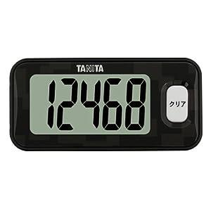 タニタ(TANITA) 3Dセンサー搭載歩数計