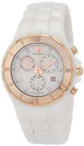 TechnoMarine Women's 110033C Cruise Ceramic 40mm Watch
