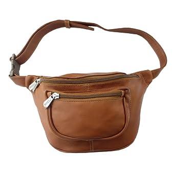 Piel Leather Travelers Waist Bag by Piel Leather