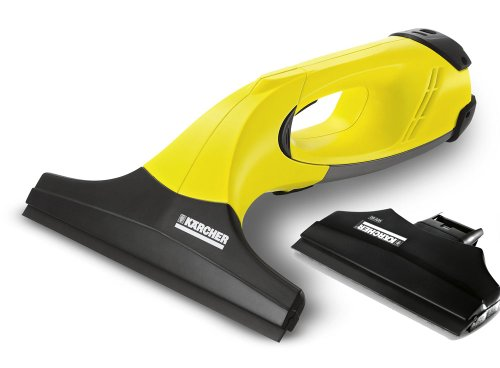 Karcher WV50 cordless window vac and smaller 170mm suction head attachment
