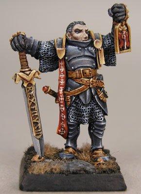 Marcus Gideon, Undead Hunter - 1