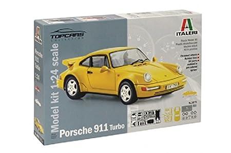 Italeri - I3675 - Maquette - Voiture - Porsche 911 Turbo