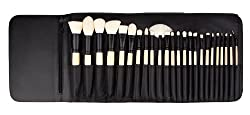 Coastal Scents Elite Brush Set, Black