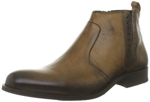 Belmondo Mens 850906/Z Boots Brown Braun (cognac) Size: 7 (41 EU)