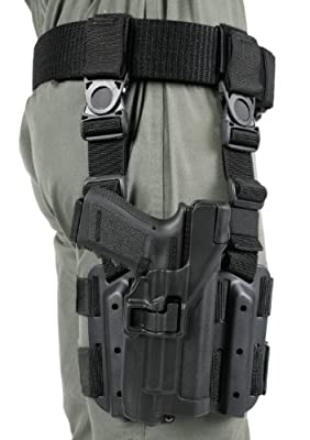 BLACKHAWK! Serpa Level 3 Light Bearing Tactical Holster for Xiphos NT Light