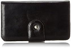HOBO Hobo Vintage Denni Wallet, Black, One Size