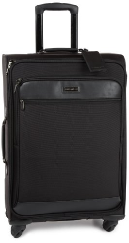 Hartmann Luggage Intensity 25 Inch Mobile Traveler Spinner Suitcase, Black, One Size B0061I8APW