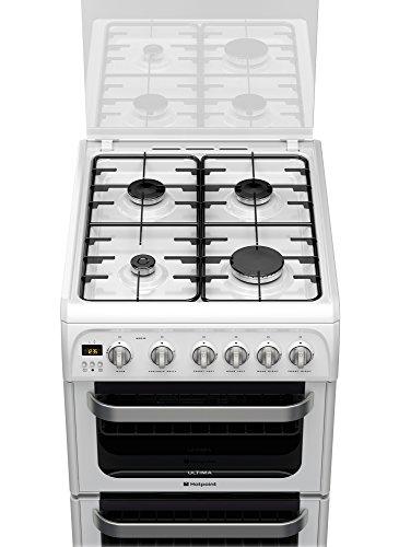 Hotpoint Ultima HUG52P Freestanding Cooker - White
