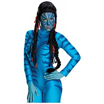 Rubies Costume Company Unisex Adult Avatar Movie Neytiri Deluxe Adult Wig