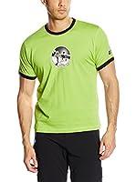 Milo Camiseta Manga Corta Ski Tour Unisex (Verde)