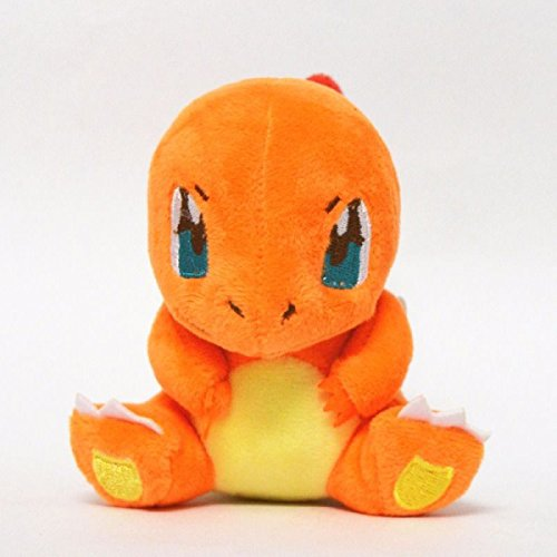 Merssavo-POKEMON-CHARMANDER-Pokemon-del-Juguete-15-20CM-Mejor-Regalo-de-Halloween-para-Nios