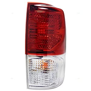 RH (PASSENGER SIDE) TAIL LAMP ASSEMBLY FOR 2010-2012 TOYOTA TUNDRA