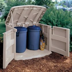Small Storage Shed (55