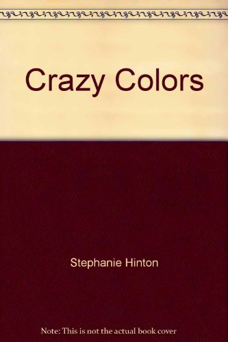 Crazy Colors: Life The Fun Flaps For Early Learning Colors back-78855