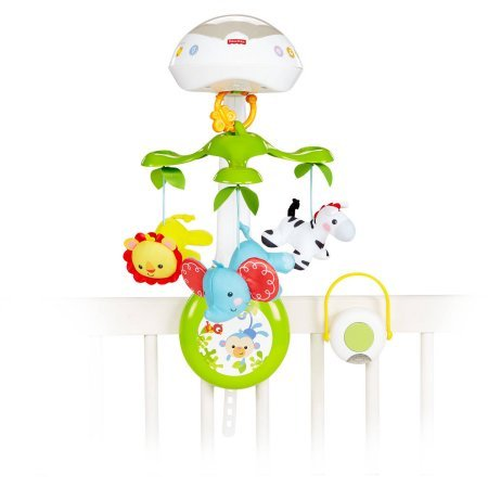 Fisher-Price 3-in-1 Deluxe Projection Mobile