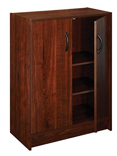 closetmaid-1307-stackable-2-door-organizer-dark-cherry