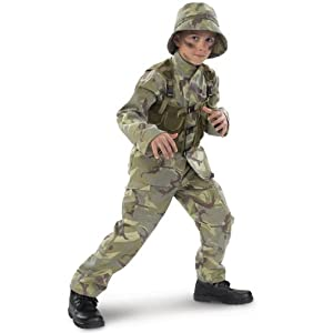 Delta Force Child Soldier Costume