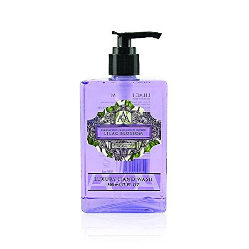 AAA Floral Lilac Blossom Hand Wash 500ml (Antigua Aromas compare prices)