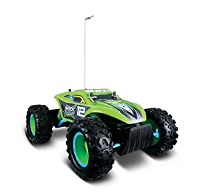 Maisto Rock Crawler Extreme Remote Controlled Vehicle, Colors May Vary