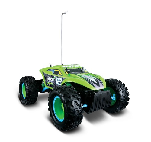 Maisto R/C Rock Crawler Extreme Radio Control Vehicle (Colors May Vary)