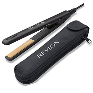 Revlon RVST2020C 1/2 - Inch Mini Straightener with Bag