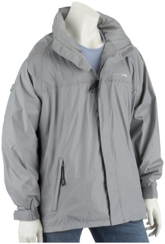 Trespass Raaul Mens Packaway Jacket - Zinc, Small