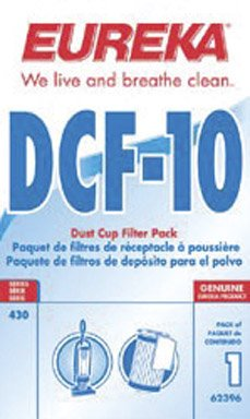 Eureka 62731b-2 Dust Cup Filter With Arm & Hammer Inside, Dcf-14 (Eureka 431bx Filter compare prices)