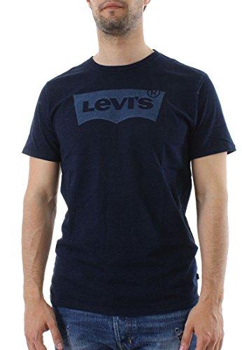 Levi's -  T-shirt - Maniche corte  - Uomo blu Small