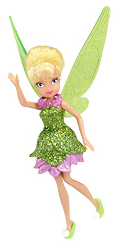 Disney Fairies 4.5' Tink Basic Fairies Doll - 1