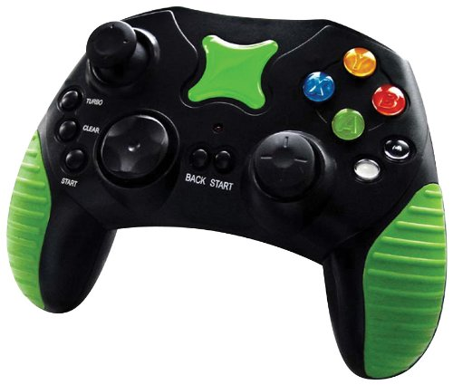 Xbox Green Controller not for Xbox 360