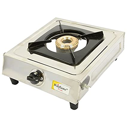 Winflame Stainless Steel Gas Cooktop (Single Burner)