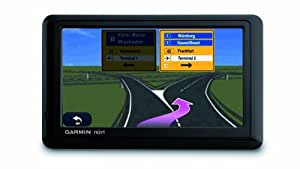 Garmin Nüvi 1490Tpro Navigationssystem Europa (12,7 cm (5 Zoll) Touchscreen-Display, TMC Pro, ecoRoute, Bluetooth)