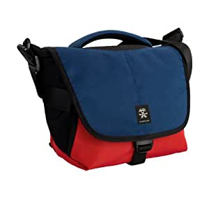 Crumpler *NEW* 5 Million Dollar Home Camera Bag MD5002-U04P50 - Navy/Rust (Discontinued by Manufacturer)
