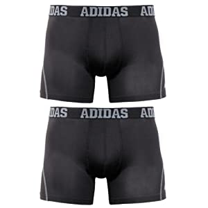 adidas Mens Sport Performance ClimaCool Trunk Underwear (Pack of 2) by adidas