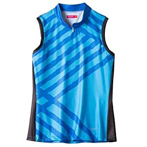 Terry Bicycles Mandarin Jersey - Sleeveless - Ladies by Terry Bicycles