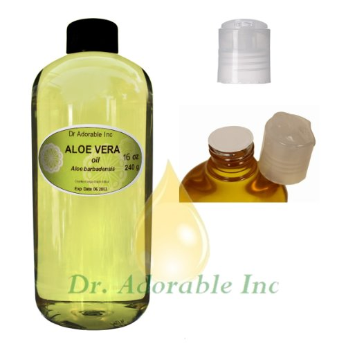 Aloe Vera Oil Area Of Outstanding Natural Beauty 16 Oz/ 1 Pint front-736638