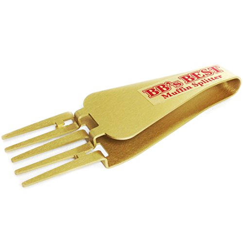 English Muffin Splitter Fork