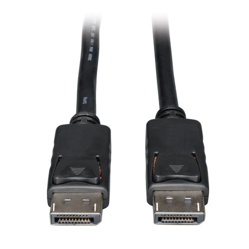 TRIPP LITE P580-050 50-Feet Displayport Monitor Digital Video & Audio Male to Male Cable