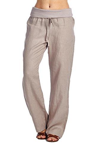 Excellent Apparel Amp Accessories Gt Clothing Gt Pants Gt Linen Pants