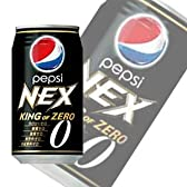 サントリー PEPSI NEX(ペプシネックス) 350ml缶 【24缶セット】