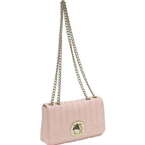 Kate Spade Pxru2400 Gold Coast Shimmer Robin Cross-Body Bag,Ballerina Pink,one size