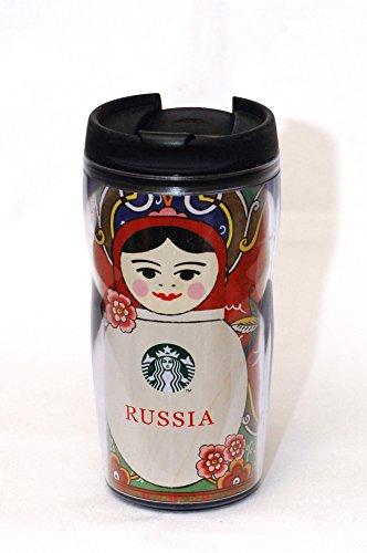 スターバックス(Starbucks) ロシア マトリョーシカ タンブラー 355ml / 12oz 海外限定品