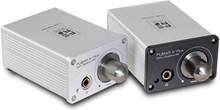 Firestone Audio Fubar 4 Usb Dac/Headphone Amp - Silver