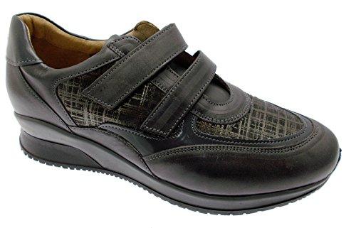 art C3720 scarpa donna ortopedica grigio sneaker 38 grigio