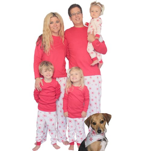 Matching Pajamas For The Family front-636965