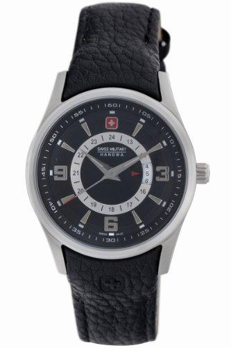 Swiss Military Hanowa Women's 06-6155-04-007 Navalus Classic Leather Watch