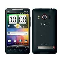 au HTC EVO WiMAX ISW11HT ブラック Android スマートフォン 白ロム 携帯電話本体 標準セット