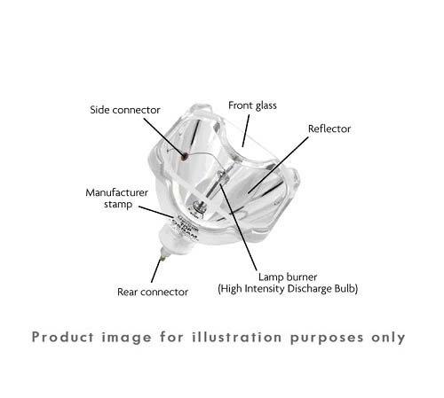 allparts2u-projector-lamp-magnavox-w347dd01492-50ml8105-7005089-original-bulb
