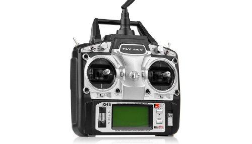 FlySky FS-T6 2.4ghz Digital Proportional 6 Channel Transmitter Receiver